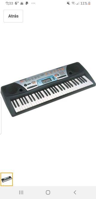 Yamaha teclado portatil 61 teclas