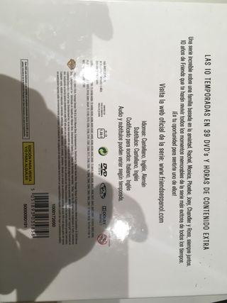 Serie completa de Friends Dvd