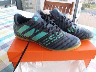 Zapato Messi fútbol sala número 38