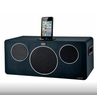 Altavoces iPhone/iPod 52W + ADAPTADOR BLUETOOTH IN