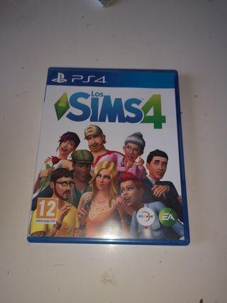 Los Sims 4 (PS4)