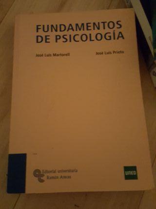 libro psicologia uned