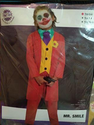 Disfraz niño Joker