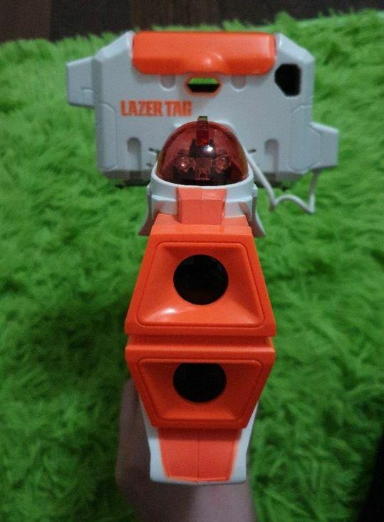 Nerf Laser Tag 2 Gun