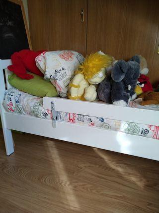 Estructura cama niño ikea kritter