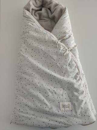 Saco polar / arrullo (Babyshower)