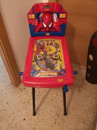 pinball Spider-Man amazing