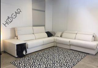 Sofá cama rinconera relax motor oferta Yecla