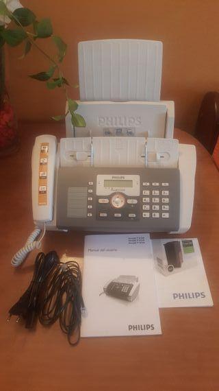 Fax con Telefono y Fotocopiadora
