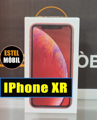 IPhone XR 128GB - Precintado (TIENDA)