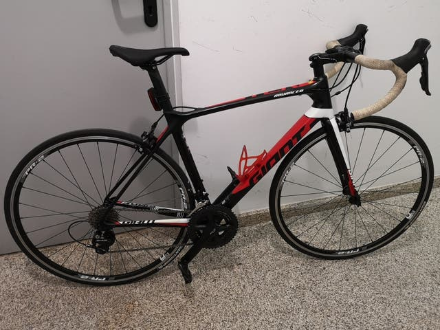 giant advanced TCR 2