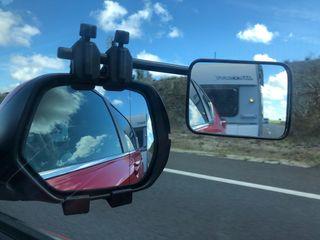 Espejos para caravana