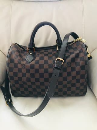Bolso Louis Vuitton Speed 30 Bandolera