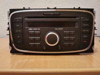 radio CD nuevo ! ford focus