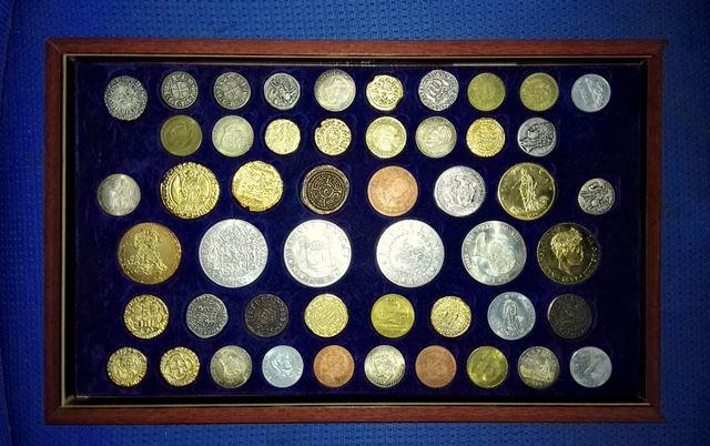 Colección historia de la moneda española (El mundo
