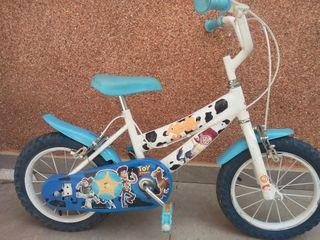bicicleta toy story. Infantil