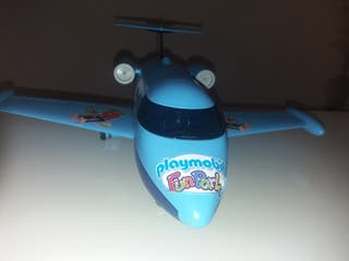 Avión de playmobil Funpark