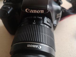 Canon eos 1100D más mochila