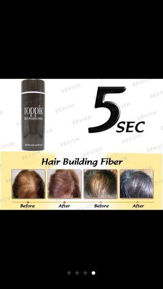 Polvos capilares caída cabello instantáneos NUEVO