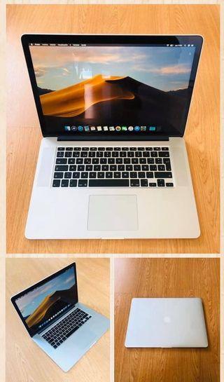 MacBook Pro 15 retina i7 a a full