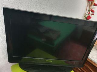 televisor grunding 26 pulgadas.