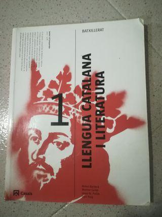 libro Llengua Catalana i Literatura I