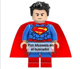 Superman figura PRECINTADA