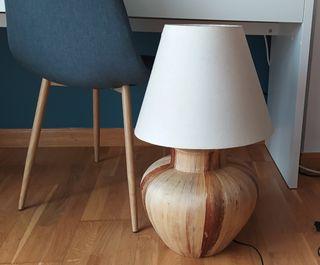 lampara mesa auxiliar