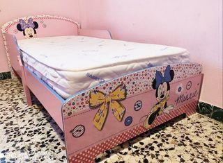 Cama Minnie Mouse