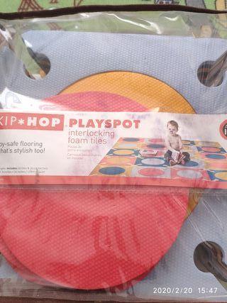 alfombra puzzle de juegos skip*hop