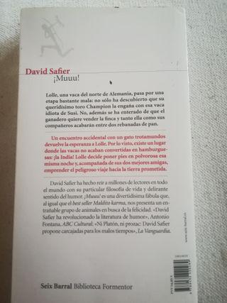 Libro ¡Muuu! David Safier