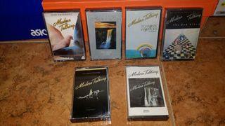 MODERN TALKING . Lote 6 cintas de cassette