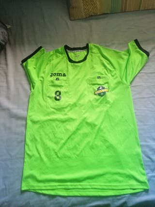 camiseta arbitro joma