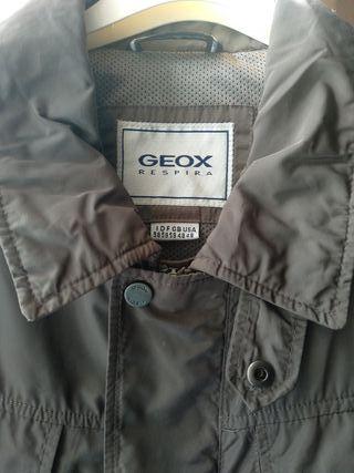 Parka de Geox talla XL. para chico perfecta