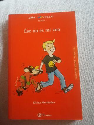 Libro Ése no es mi zoo