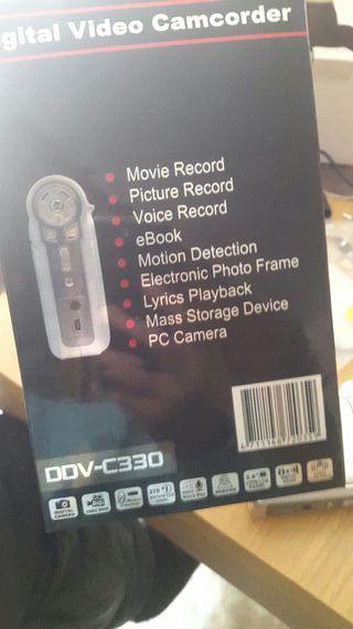 Mini Camara de video DigiLife DDV-C330