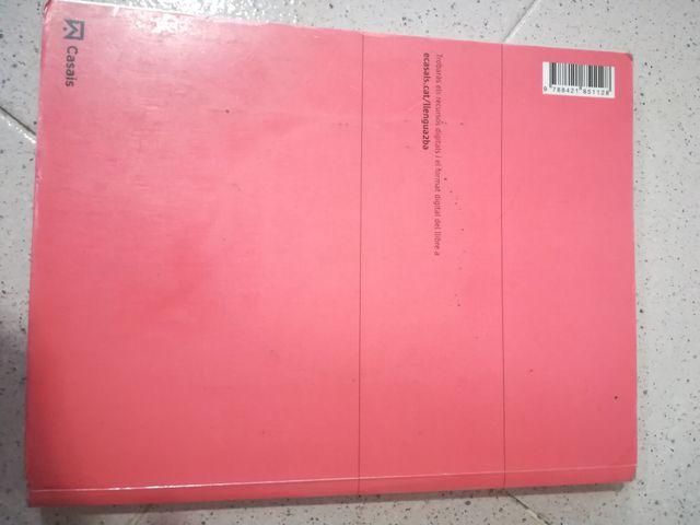 libro Llengua Catalana i Literatura 2 Casals