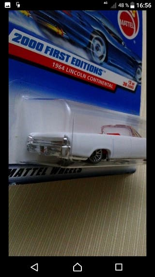 1964 Lincoln Continental. First editions 2000