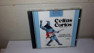 CELTAS CORTOS , CD , SALIDA DE EMERGENCIA