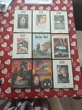 Increíble pack de películas originales (57 gratis)