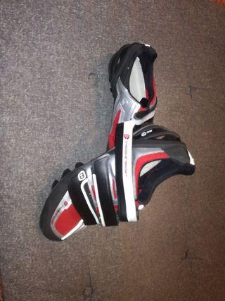 Zapatillas T40 bici montaña