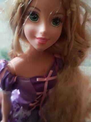 Rapunzel trenzado mágico