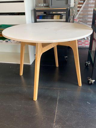 Mesa redonda diseño