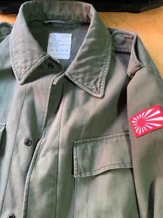 Guerrera japonesa IIGM