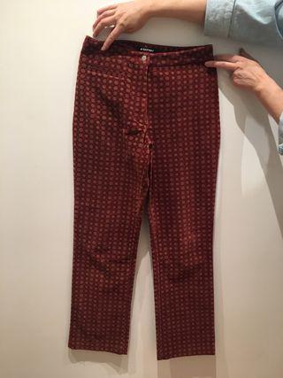 Pantalón estampado Naf Naf