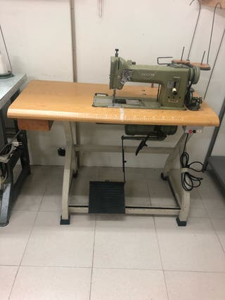 Lote tres maquinas coser industriales