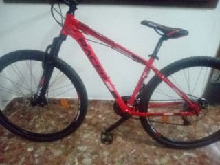 Bicicleta de descenso 29 pulgadas