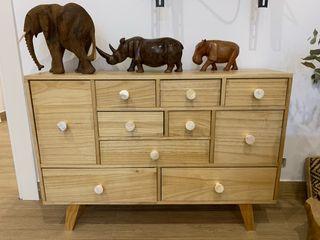 Mueble Aparador Comoda madera de mango