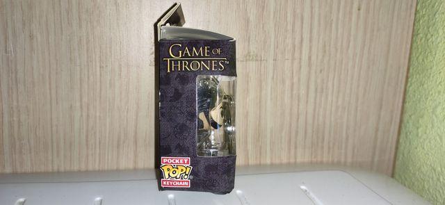 Pocket POP! Keychan Jon Snow.
