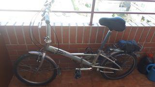Bicicleta plegable yeah 061